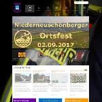 Feuerwehr Niederneuschönberg - Home