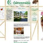 Cafe und Pension Hüttenmühle - Home